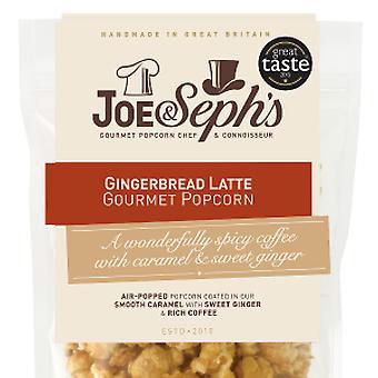 Peperkoek Latte Popcorn
