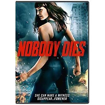 Nobody Dies [DVD] USA import
