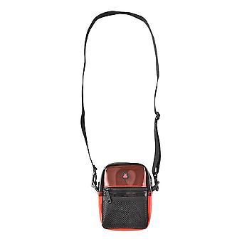 Bumbag Co Kevin Bradley Compact Shoulder Bag - Red / Black