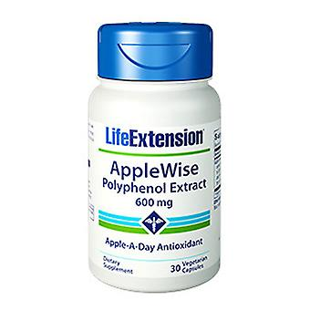 Life Extension Apple Wise Polyphenol Extract, 30 Vcaps