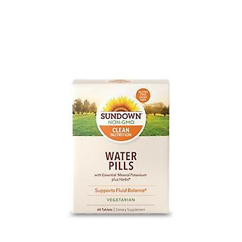 Sundown Naturals Natural Water Pills, 12 X 60 Tabs