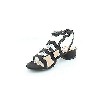 INC International Concepts Leticia Women's Sandals & Flip Flops Black Size 6...