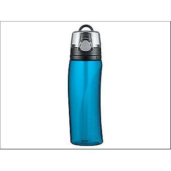 Thermos nesteytyspullo mittarilla sinivihreä 710ml 011069