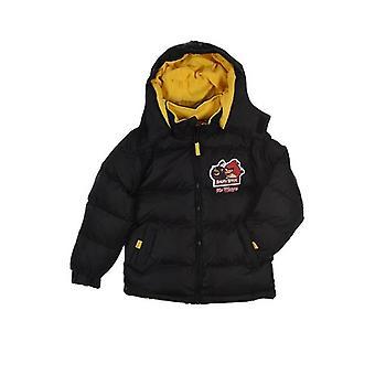 Мальчики разгневанных птиц Зимняя куртка с капюшоном HO1220