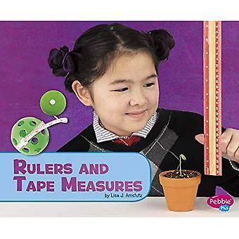 Rulers and Tape Measures (Pebble Plus: Science Tools)