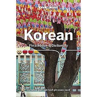 Lonely Planet Korean Phrasebook & Dictionary (Phrasebook)