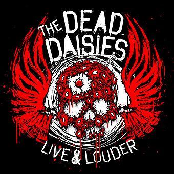 Dead Daisies - Live & Louder [Vinyl] USA import