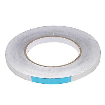 Anti-Aging Flame Resistant Aluminum Foil Tape 80-120��C 10mmx 50m x0.1mm