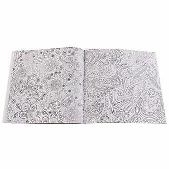 Mandalas Flower Coloring Book, Graffiti Painting, Drawing, Art Book For, Adult