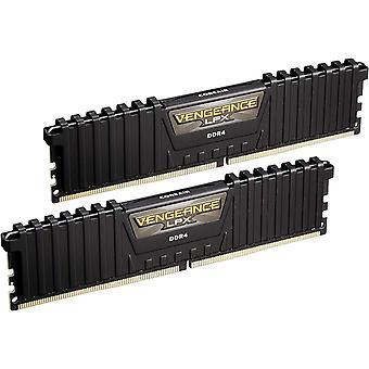 Corsair cmk16gx4m2b3000c15 εκδίκηση lpx 16 GB (2 x 8 GB) ddr4 3000 mhz c15 xmp 2.0 υψηλής απόδοσης