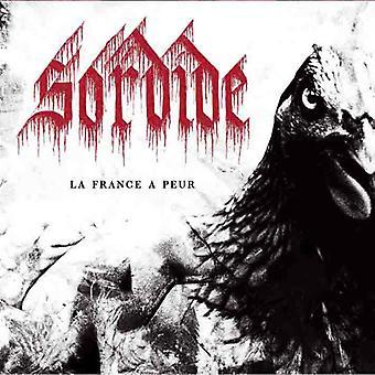 Sordide - La France een Peur [CD] USA importeren
