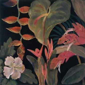 In Bloom III Poster Print by Pegge Hopper