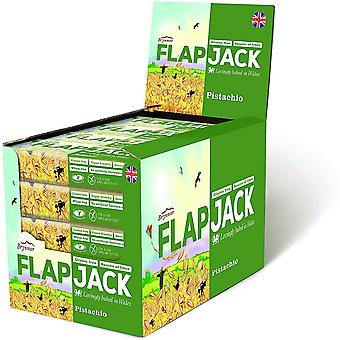 Flapjack pistache Wholebake 80g x20