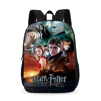 Harry Potter waterproof Backpack