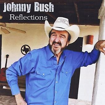 Johnny Bush - Reflections [CD] USA import