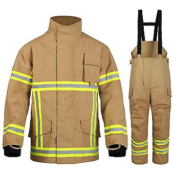 Uniforme pompiere equipaggiamento antincendio - Fireman Fire Fighting Clothing