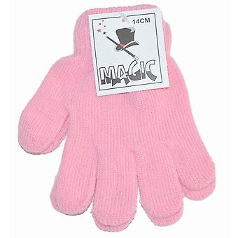 Magic Finger Mittens 1-pack 14 cm Rose