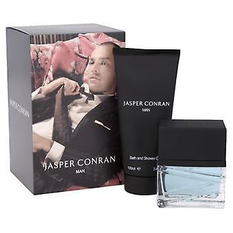Jasper Conran Man Gift Set 40ml EDT + 100ml Shower Gel