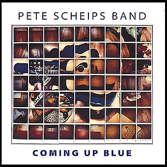 Pete Scheips Band - importation USA Coming Up bleu [CD]