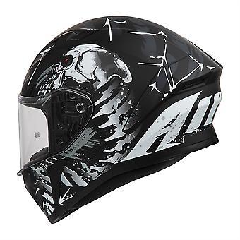Airoh Valor Full Face Helm - Shell Matt