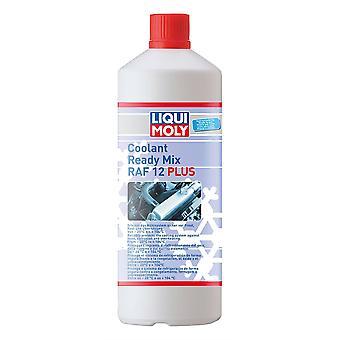 Liqui Moly 1L RAF12 Plus Coolant Ready Mix Aluminium High Performance Engines