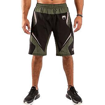 Venum One FC Impact Training Shorts Schwarz/Khaki