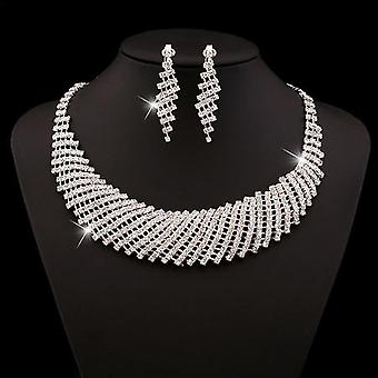Luxurious Wedding Jewelry Sets For Bridal