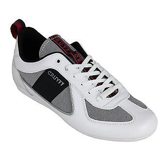 Cruyff nite crowler white - men's footwear