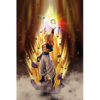 Zero SS Gogota Reînvia (Dragon Ball Z) Bandai Figura de acțiune