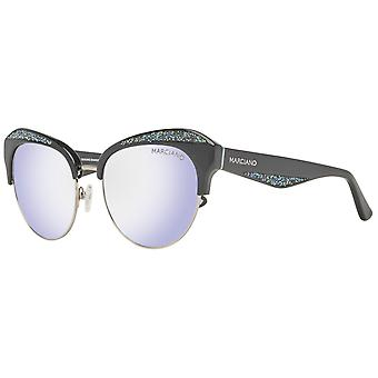 Guess By Marciano Women's Sunglasses Silver GM0777 5501C