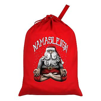 Grindstore Namasleigh Christmas Santa Sack