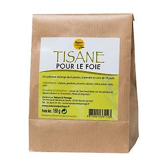 Depurative herbal tea for the liver 150 g