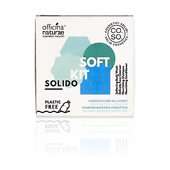 CO.SO Line Solid Cosmetics- Soft Kit 4 units of 25g