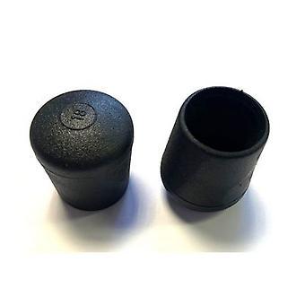 Kunststoff extern verjüngt Endkappe für 10nb (17,2 mm Od) Rohr