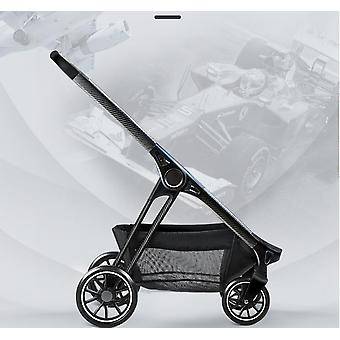Baby Stroller, High Landscape Portable Folding Royal Ride