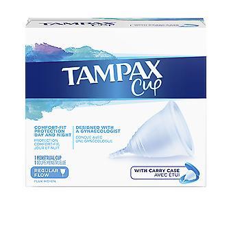 Tampax Tampax Copa Flujo Menstruation Regelmäßig 1 Pz Für Frauen