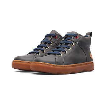 Camper melody glomm grey high-top boots