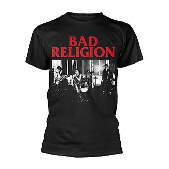 Bad Religion Live 1980 Tee T-Shirt officiel Unisex