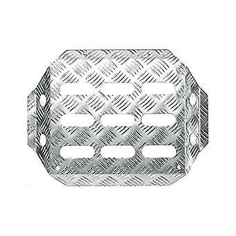 مسند القدم OMP الملاح المنافسة الألومنيوم (33،5 × 30 سم)