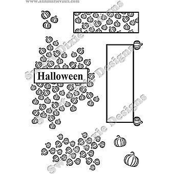 Sweet Dixie Ann-Marie Vaux Halloween Stamp Set