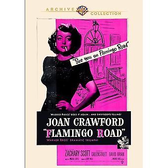 Flamingo Road (1949) [DVD] Tuonti Yhdysvalloista