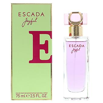 Escada Joyful Eau de Parfum 75ml Spray For Her