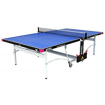 Butterfly Spirit 19 Rollaway Table Tennis Indoor Table Set - Blue