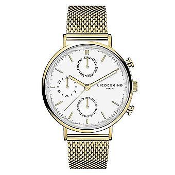 Liebeskind Berlin Women's Quartz Multi-Quadrant Watch with Stainless Steel Strap LT-0192-MM