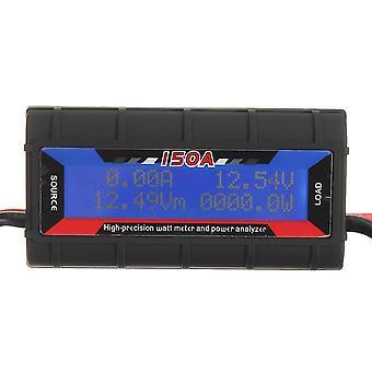لقوة واط أمبير متر للرياح أو الطاقة الشمسية 150amp محلل الطاقة الثقيلة نوع WS30879