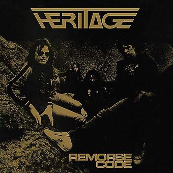 Heritage - Remorse Code Vinyl
