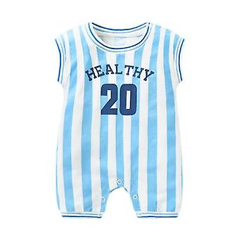 Baby Clothes Short-sleeved Onesies For Men And Women