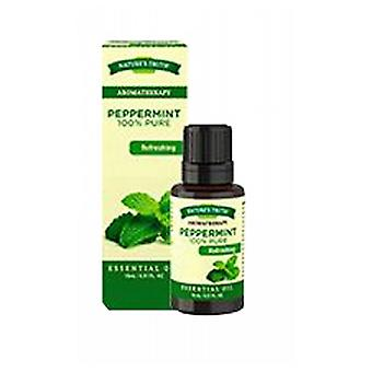 Nature's Truth Essential Oil, Peppermint .51 Oz