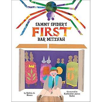 Sammy Spiders First Bar Mitzvah by Illustrated by Katherine Janus Kahn Sylvia A Rouss