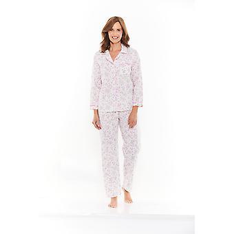 Chums Floral Pyjama Long Sleeve